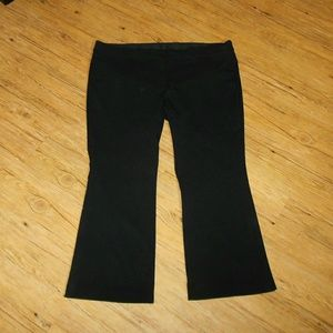"""Lane Bryant """"The Allie"""" Sexy Boot Pants Size 28R"""